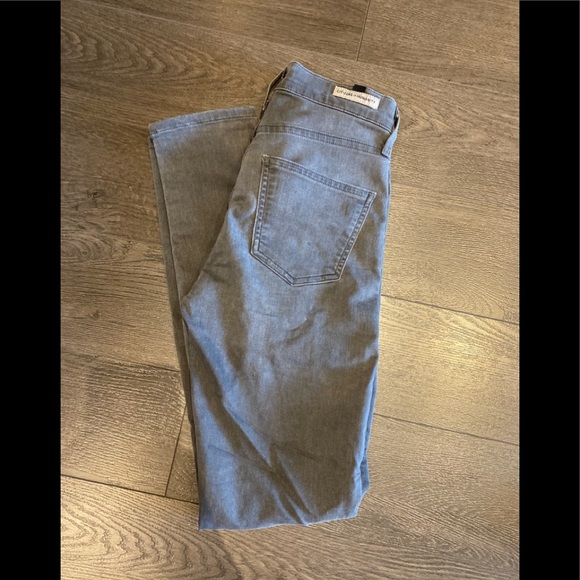 Citizens of humanity grey high rise rocket jeans